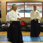 Master Salazar teaching