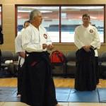 Master Salazar teaching