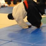 Soke Woodson rolling fall
